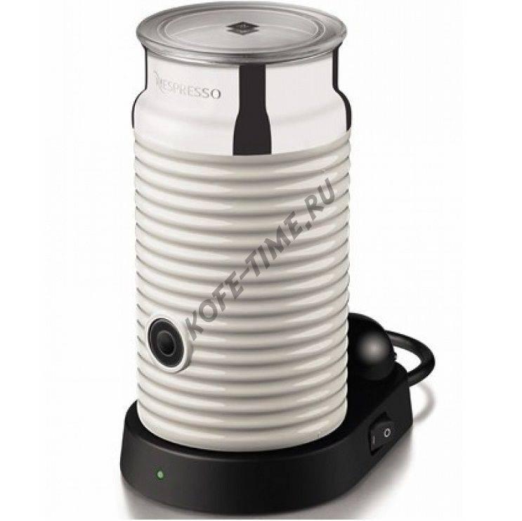 Капучинатор nespresso aeroccino 3 black (вспениватель молока)