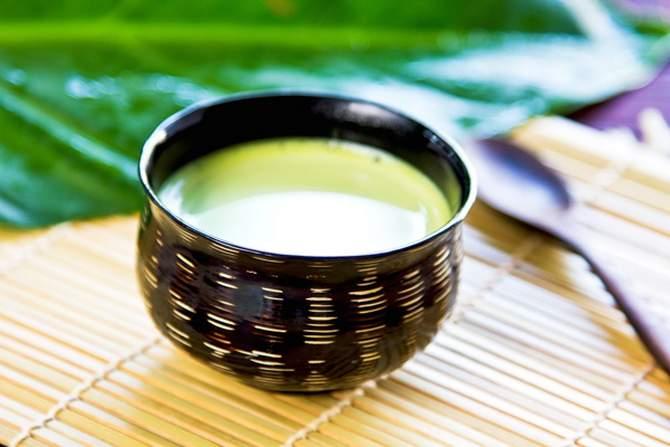 Как пить черный чай с молоком для похудения