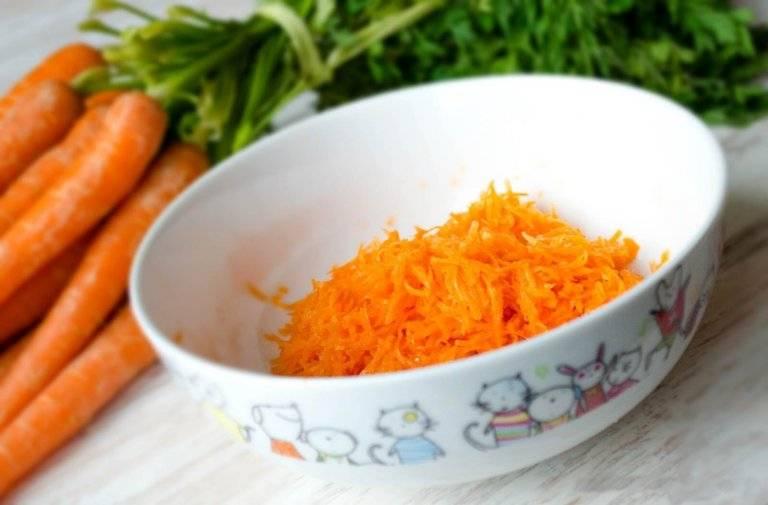 Чай из листьев моркови польза и вред