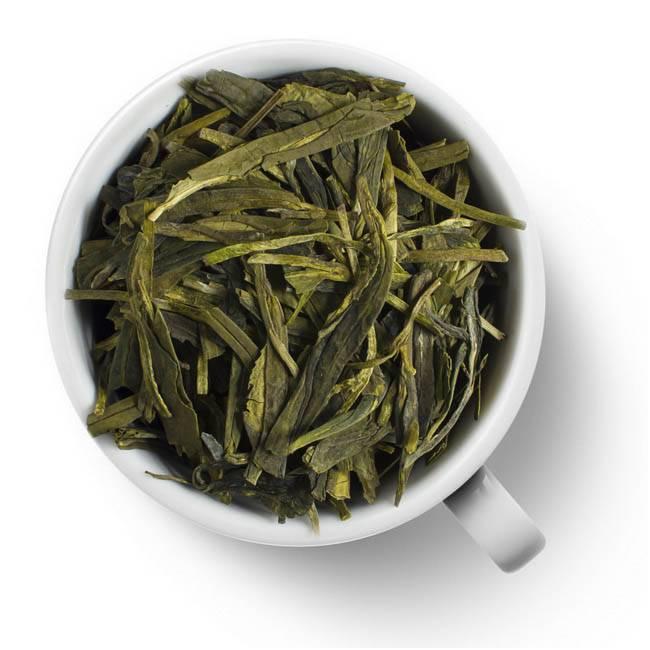 Чай лунцзин (колодец дракона), полезные свойства зеленого чайного напитка