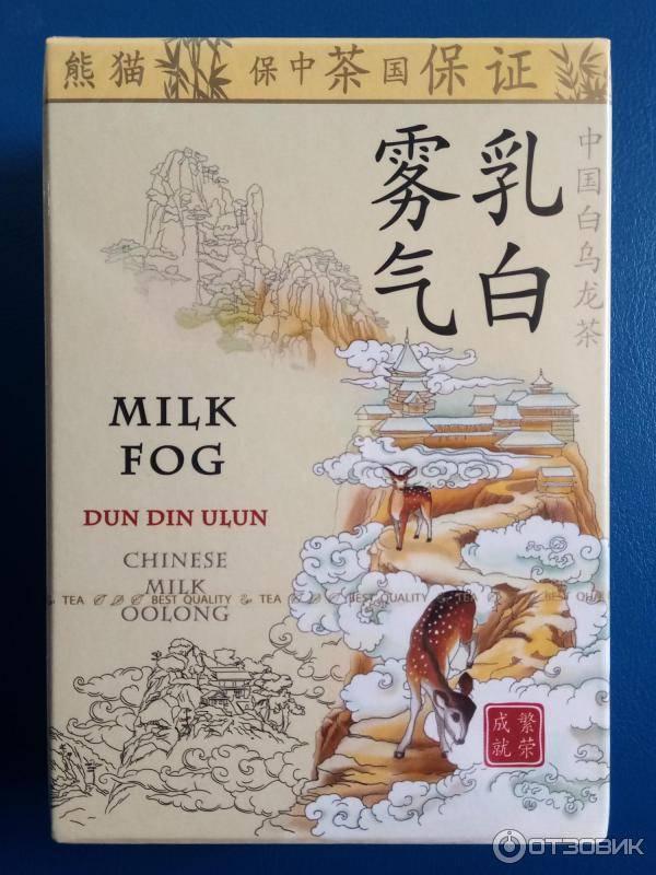 Дун дин улун – морозное дыхание с тайваньских гор