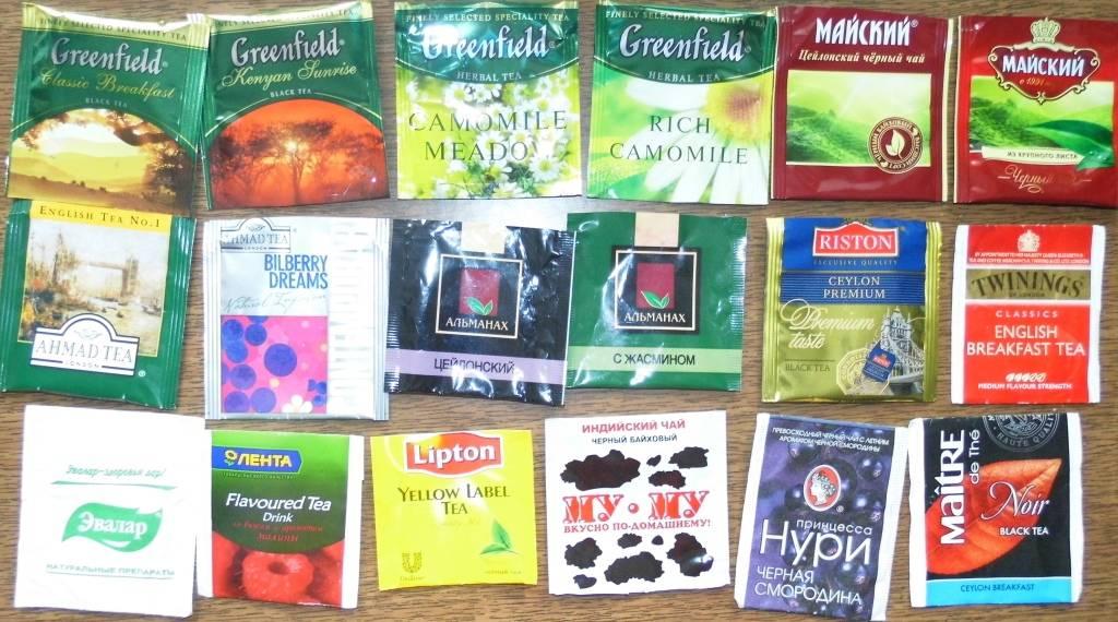 7 пакетированных чаев 2021 года, которые смело можно покупать — рейтинг лучших от профессионала
