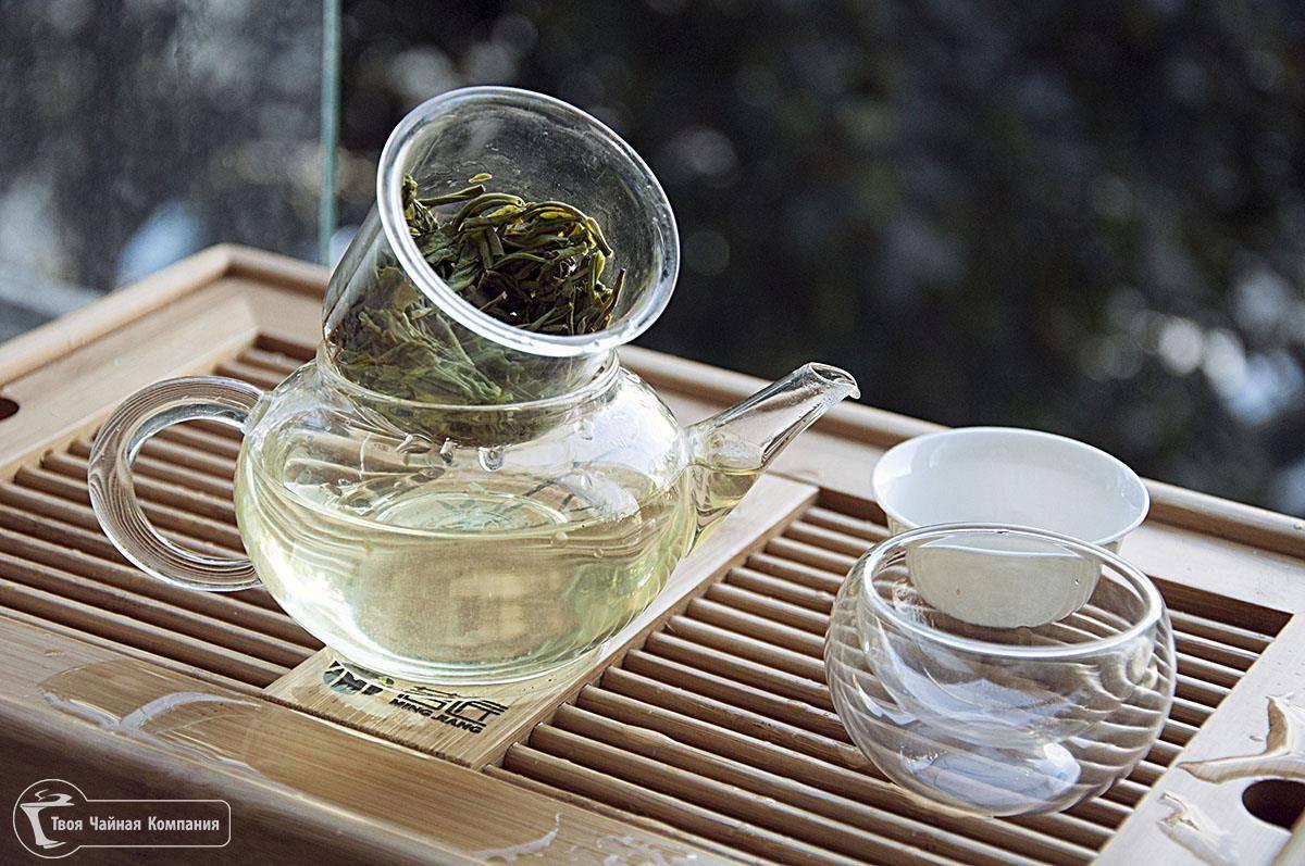 Как правильно заваривать чай - инструктаж!   волшебная eда.ру