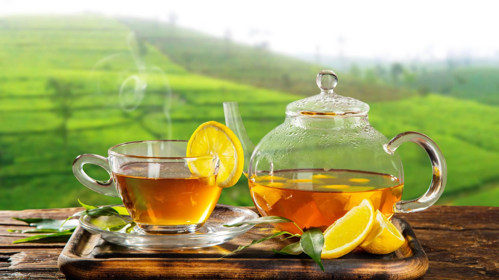 Чай с мёдом и лимоном для похудения