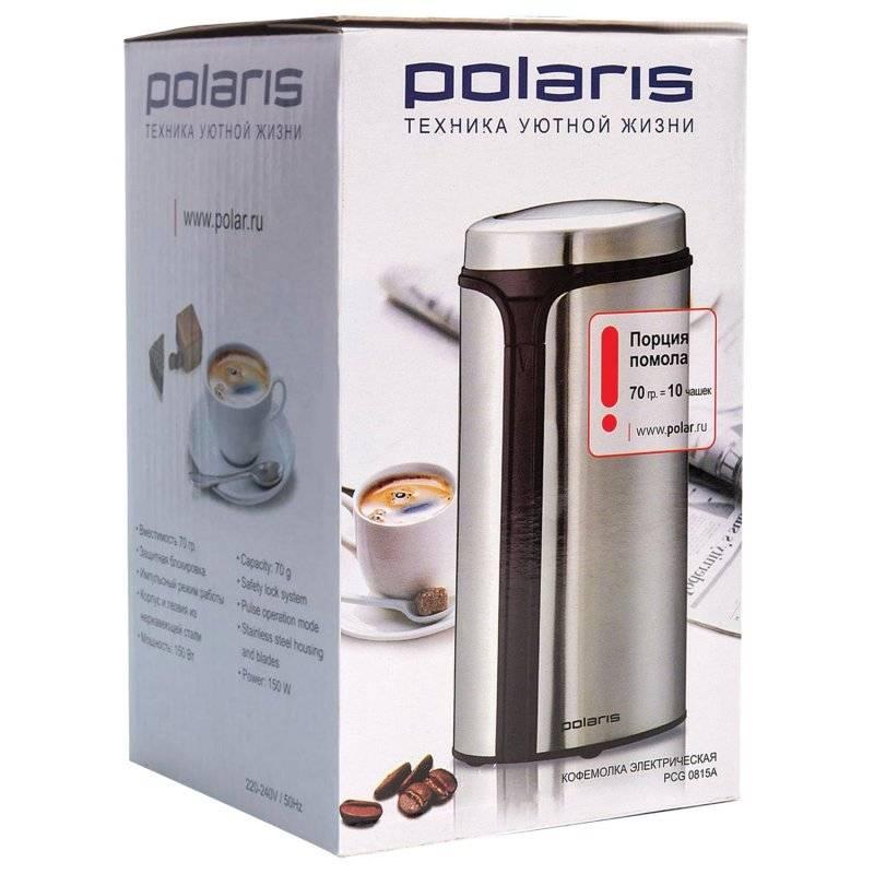Псевдожерновая кофемолка polaris pcg 1620 stone – это delonghi kg89 в другом дизайне от эксперта