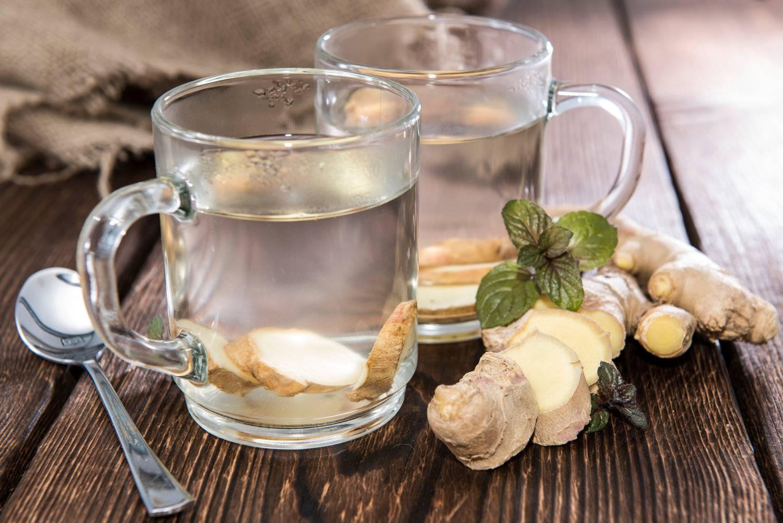 Имбирный чай: польза. лучшие рецепты имбирного чая