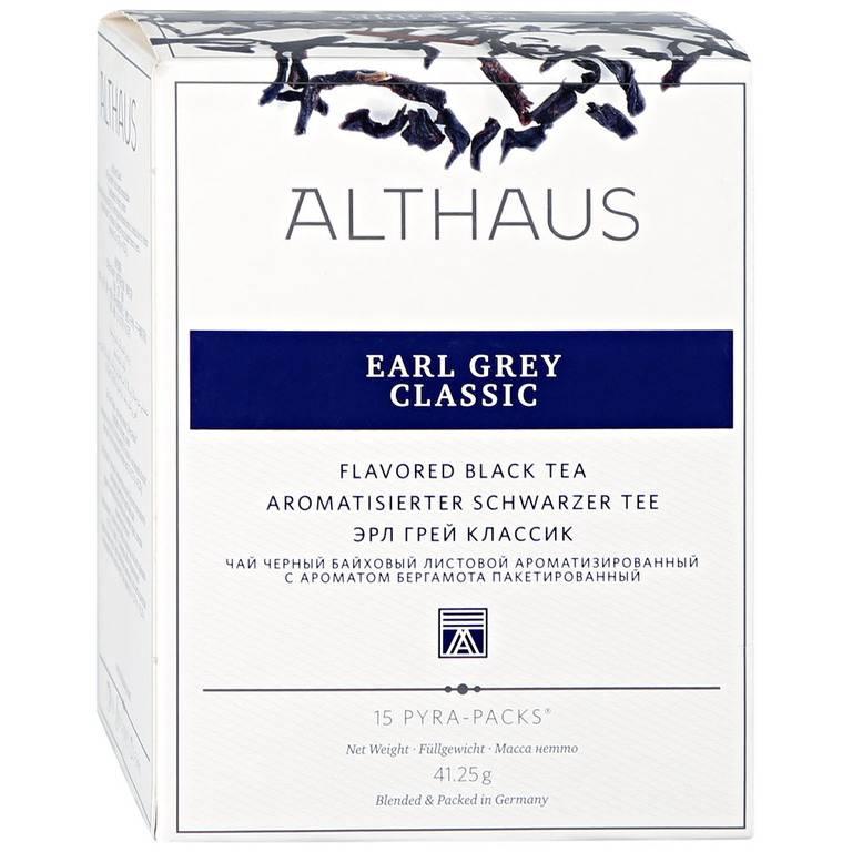 Чай альтхаус (althaus): обзор ассортимента, отзывы