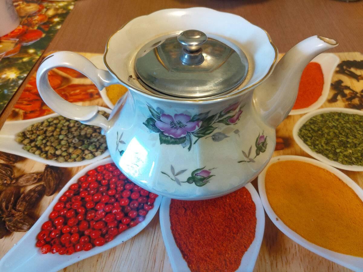 Масала чай — рецепты приготовления индийского чая