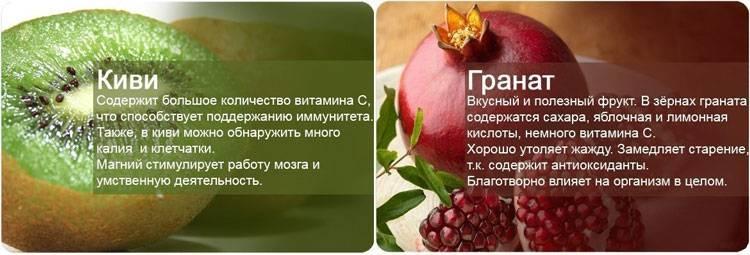 Полезные свойства киви и противопоказания. советы по выбору и применению киви для похудения (145 фото)