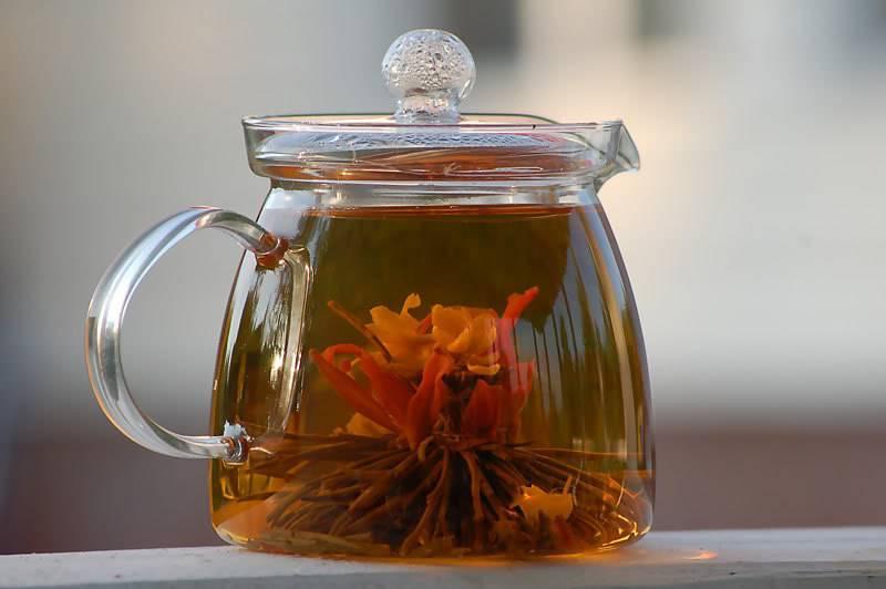 Связанный чай: особенности приготовления