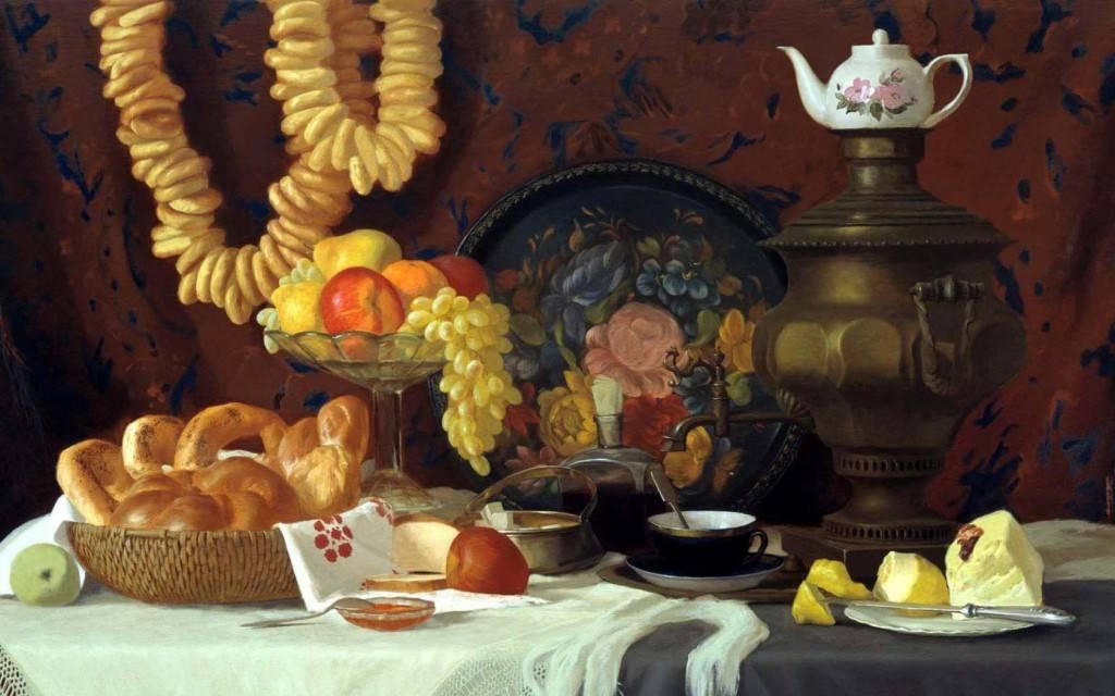 Русский чай, как часть национальной культуры