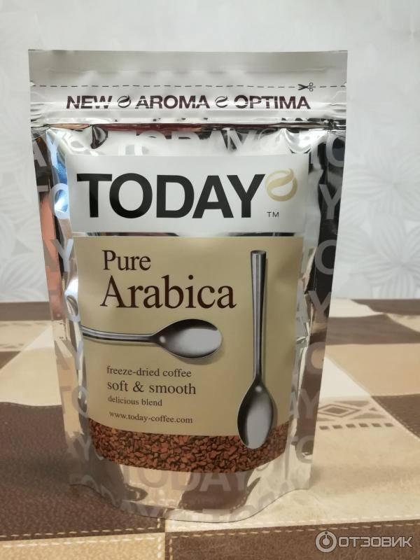Кофе today (тудей) - бренд, ассортимент, цены, отзывы