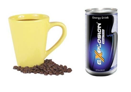 Что происходит с вашим организмом после выпитого энергетического напитка :: инфониак