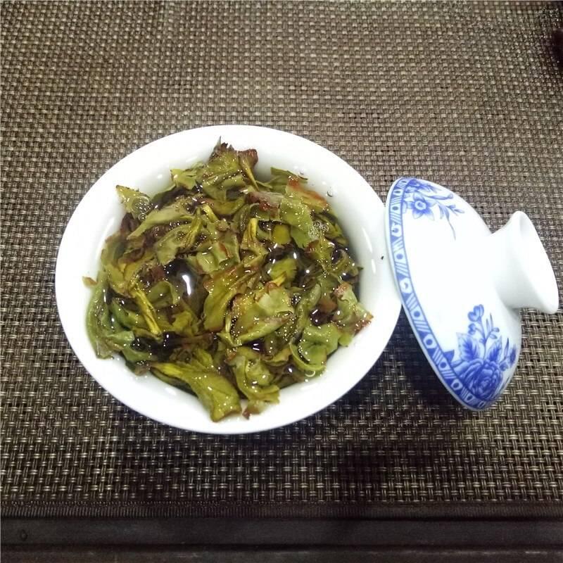 Классификация китайских улунов