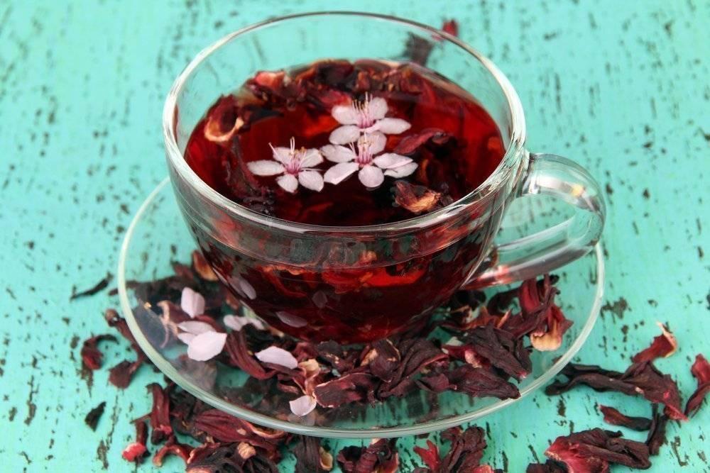 Гранатовый чай из турции: польза и вред, как заваривать из цветков и корок, полезные свойства и чем отличается от каркаде