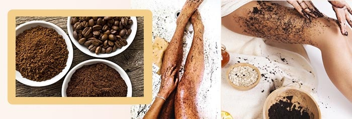 Как сделать кофейный скраб своими руками рецепты