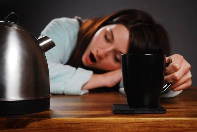 Почему после еды хочется спать