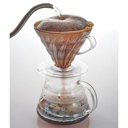 Пуровер кофе - что это и как его приготовить