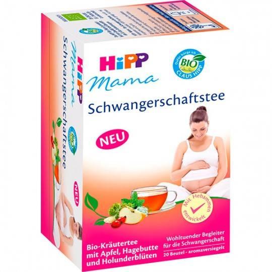 Чаи травяные при беременности