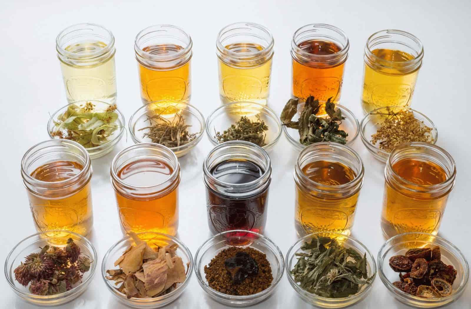 Чай для похудения в домашних условиях, рецепты травяных чайных напитков