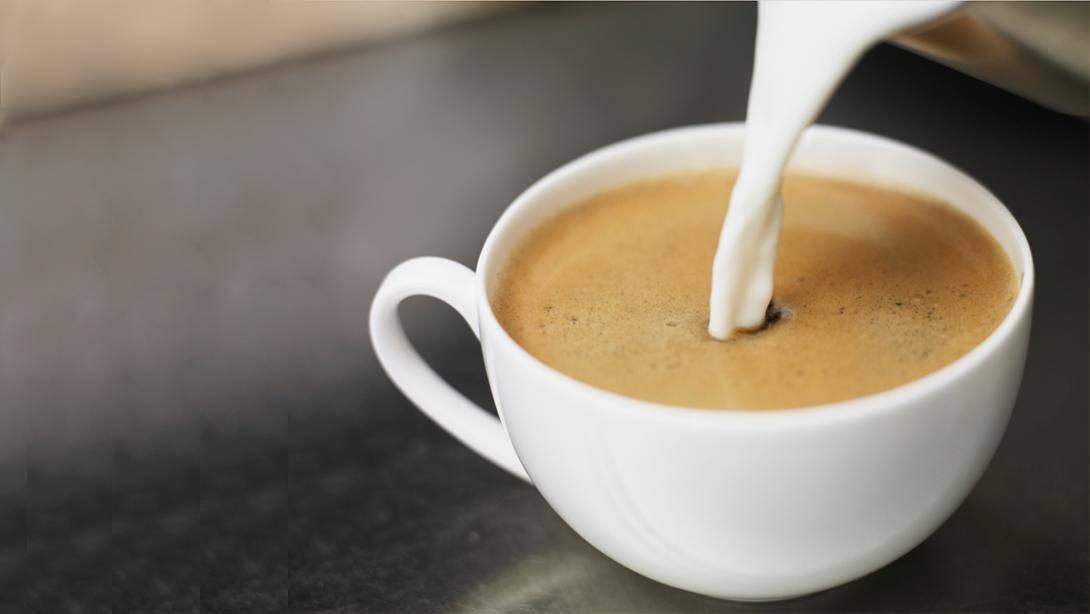Можно ли поправиться от кофе с молоком или наоборот от кофе худеют