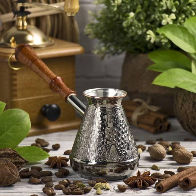 Турка для кофе: какую турку выбрать