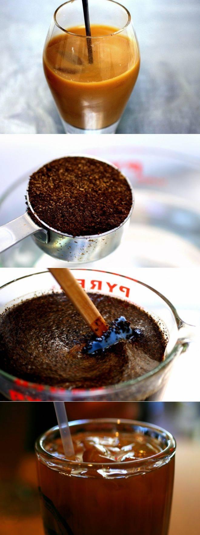 Холодный кофе - как называется, рецепт, как приготовить