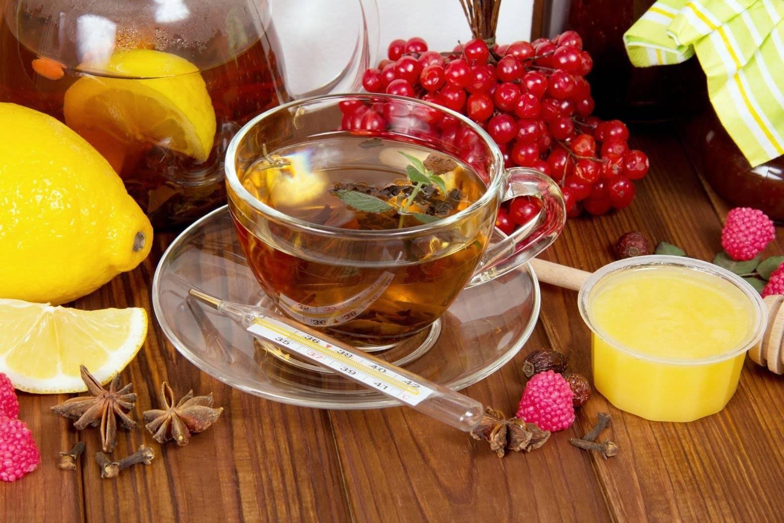 Чай от кашля, топ самых эффективных и доступных рецептов