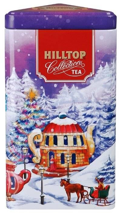 Чай hilltop: ассортимент, история бренда хилтоп, разновидности напитков