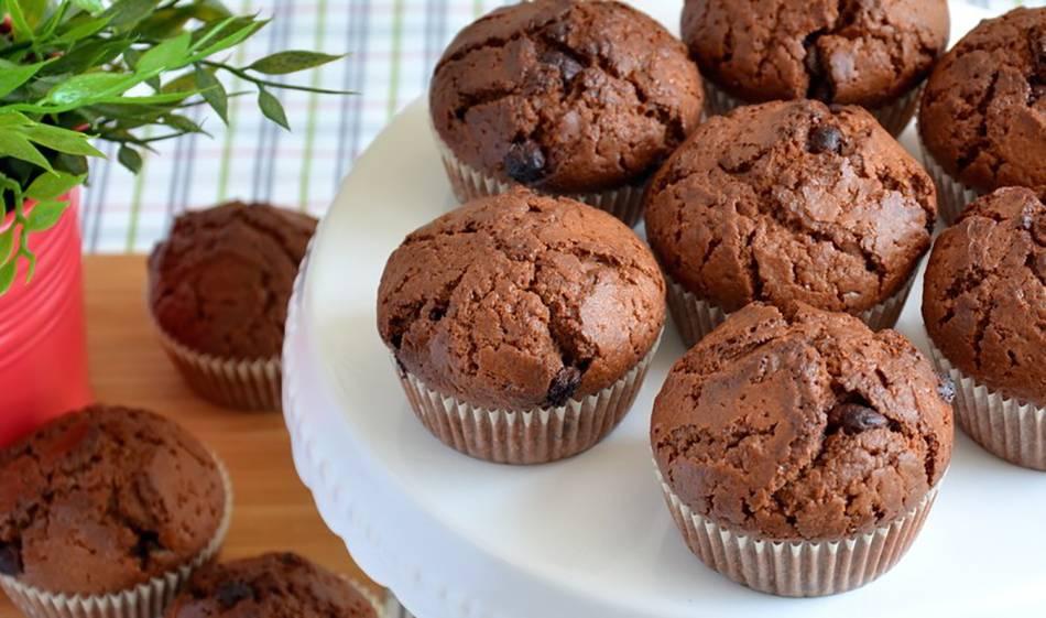 Мафины с шоколадом: рецепты с фото пошагово, как делать шоколадные маффины в домашних условиях