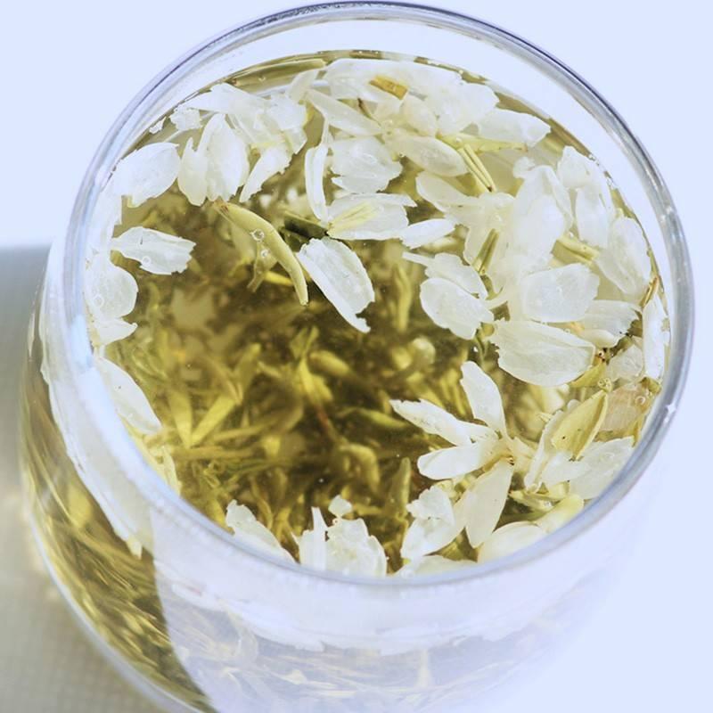 Чай с жасмином польза и вред, изучаем полезные свойства
