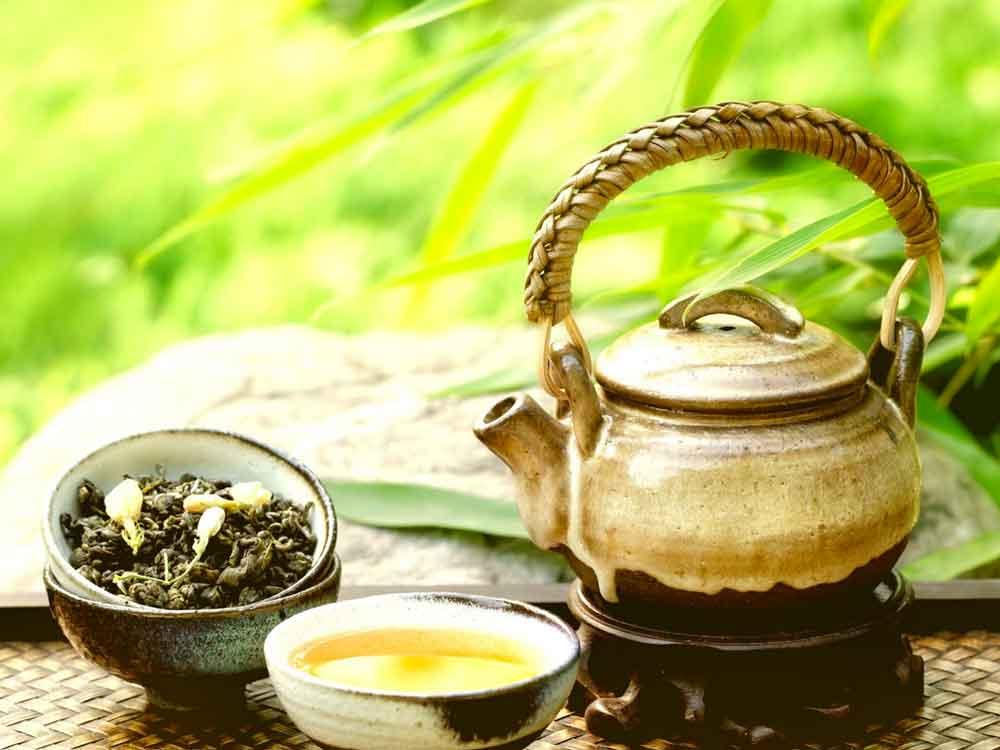 Какой чай нужно пить в разные сезоны года?