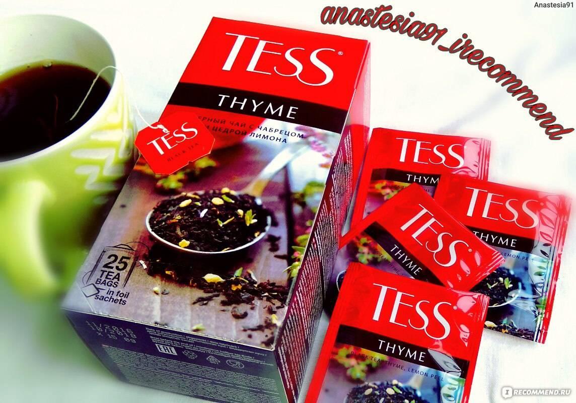 Tess чай. виды и вкусы чая tess   drink milk