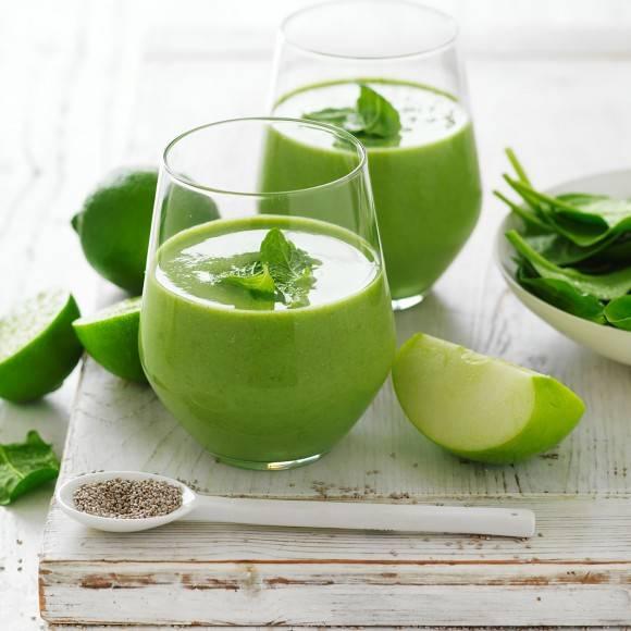 Весенние смузи: вкусная польза в бокале. смузи для похудения и очищения организма