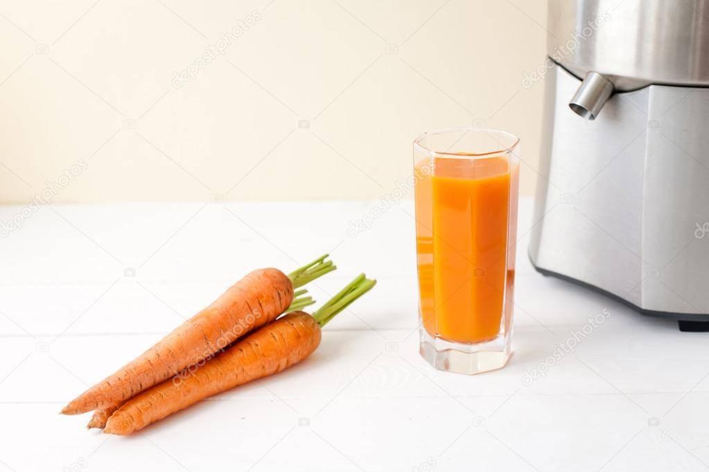 Морковный сок в домашних условиях: как сделать без соковыжималки