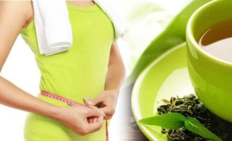 Диета на зеленом чае по дням и отзывы