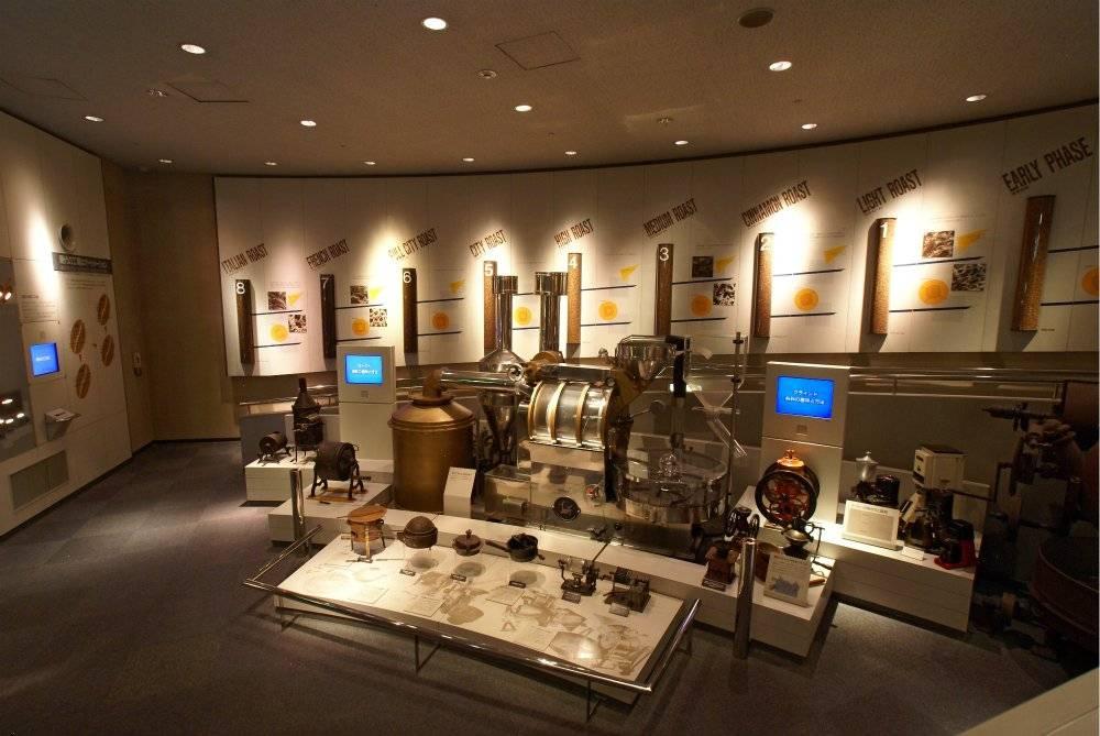 Единственный в россии музей кофе