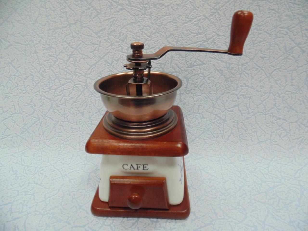 Кофемолка своими руками чертежи