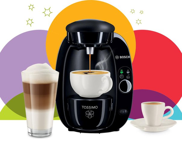 Кофемашины bosch