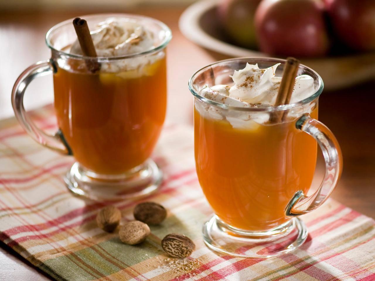 5 рецептов безалкогольного глинтвейна, который не уступает обычному