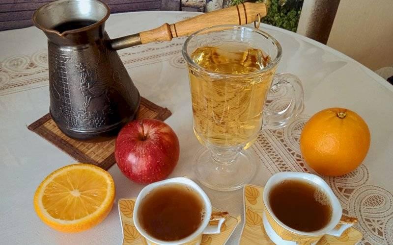 Кофе с апельсиновым соком | фото рецепты на receptiks.com