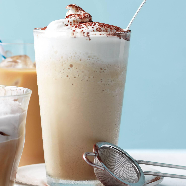 Кофе с мороженым или гляссе - как правильно приготовить в домашних условиях по рецептам с фото