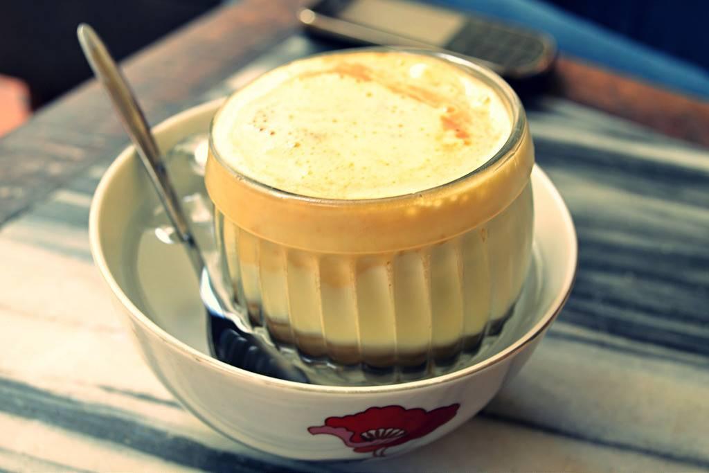 Кофе с яйцом: рецепты приготовления с фото