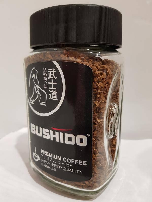 Кофе бушидо - марка, производство, разновидности