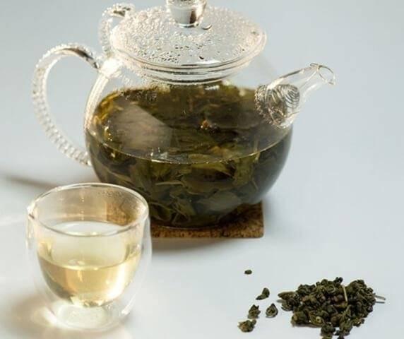 Чай зеленый китайский