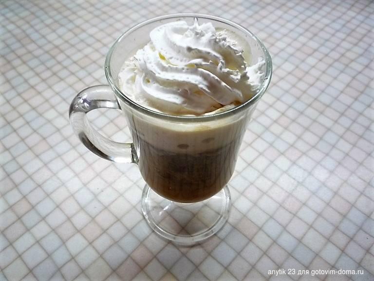 Кофе гляссе — 6 рецептов приготовления в домашних условиях - rus-womens
