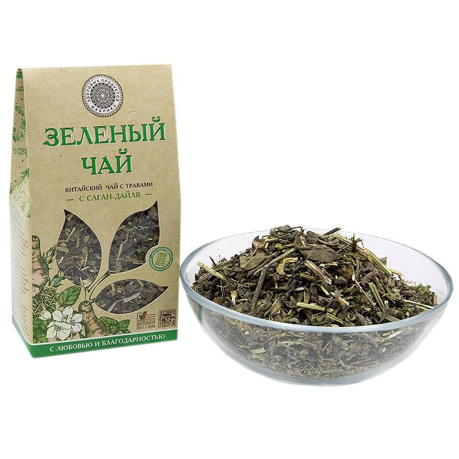 Трава саган дайля лечебные и полезные свойства