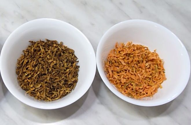 Морковный чай: овощной напиток для нашего здоровья