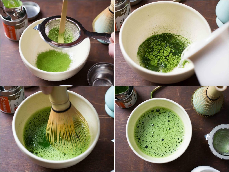 Чай матча: полезные свойства и приготовление напитка