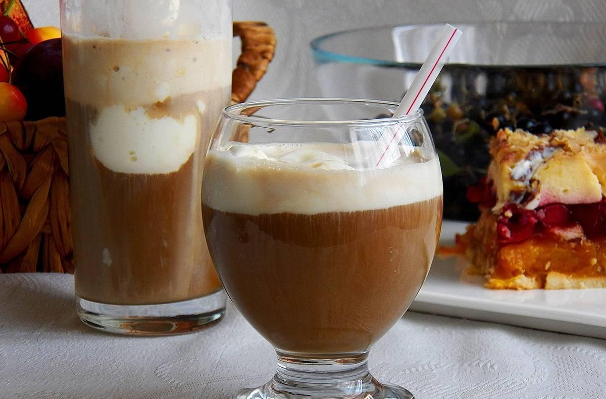 Гляссе кофе что это такое